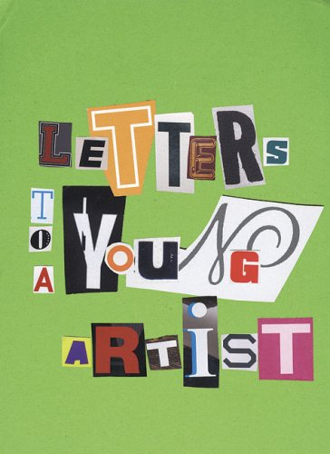 Letters to a Young Artist  N/A edition cover