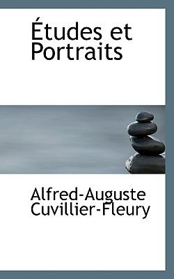 �tudes et Portraits  N/A 9781116704006 Front Cover