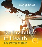 An Invitation to Health:   2016 9781305638006 Front Cover