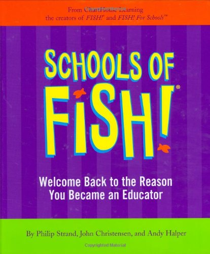 Schools of Fish!  N/A 9781401303006 Front Cover