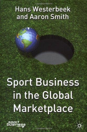 Sport Business in the Global Marketplace   2002 (Revised) edition cover