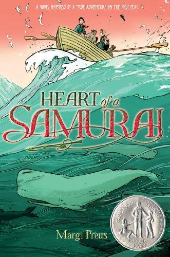 Heart of a Samurai  N/A edition cover