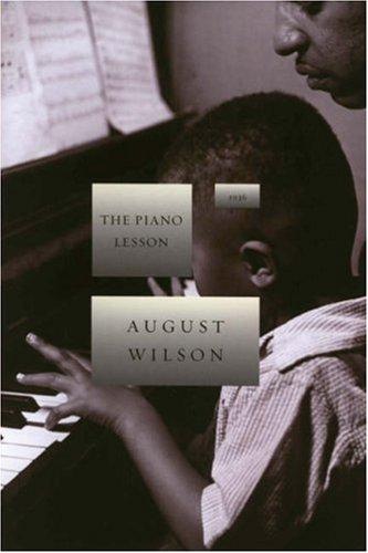 Piano Lesson   2007 edition cover
