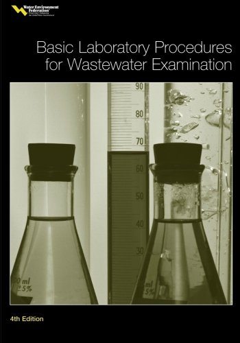 Basic Laboratory Procedures for Wastewater Examination  4th 2002 edition cover