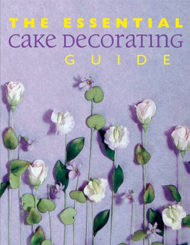 Essential Cake Decorating Guide   2003 edition cover