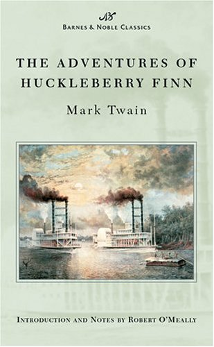 Adventures of Huckleberry Finn  N/A 9781593080006 Front Cover