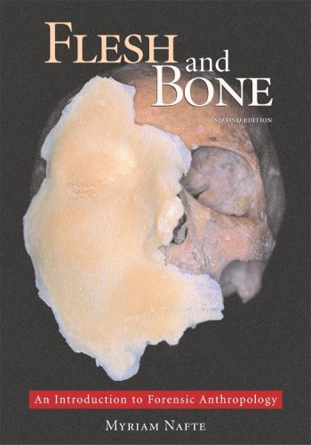 Flesh and Bone An Introduction to Forensic Anthropology 2nd 2009 edition cover