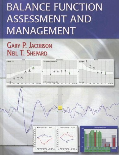Balance Function Assessment and Management   2007 edition cover