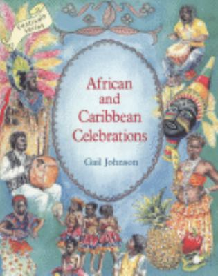 African and Caribbean Celebrations   2007 9781903458006 Front Cover