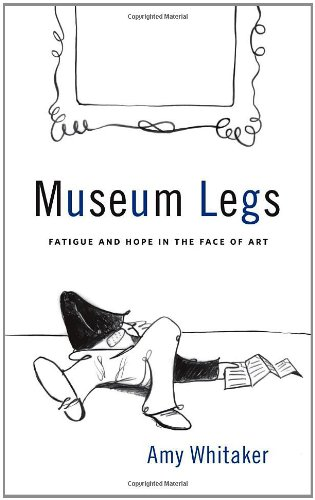 Museum Legs   2009 edition cover