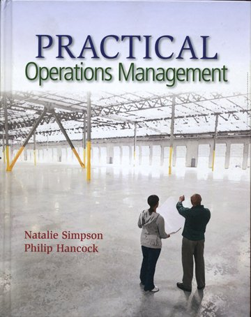 Practical Operations Management   2013 edition cover