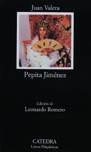 Pepita Jimenez  9th 1999 edition cover