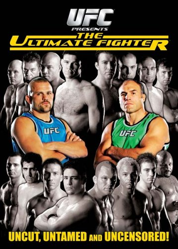 UFC Presents The Ultimate Fighter - Season 1 System.Collections.Generic.List`1[System.String] artwork