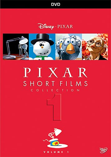 Pixar Short Films Collection - Volume 1 System.Collections.Generic.List`1[System.String] artwork