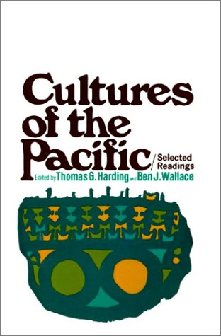 Cultures of the Pacific   1970 9780029138007 Front Cover
