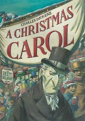 Christmas Carol   2009 9780061651007 Front Cover