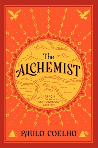 Alchemist  25th 2014 9780062315007 Front Cover