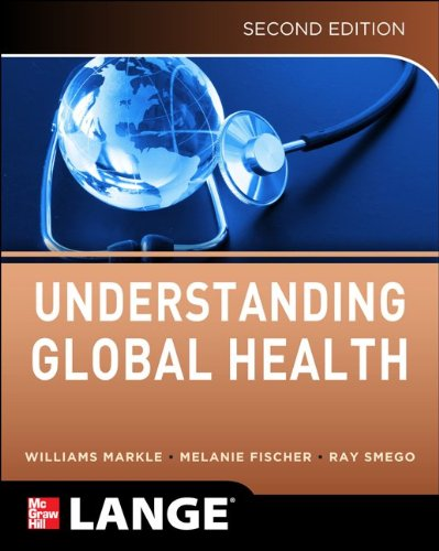 Understanding Global Health:   2013 edition cover