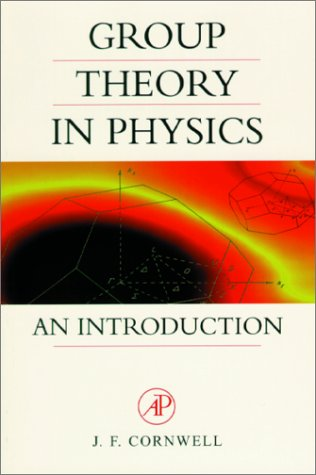 Group Theory in Physics An Introduction  1997 (Abridged) 9780121898007 Front Cover