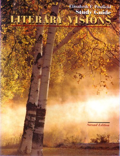 Literary Visions 4th 1995 (Student Manual, Study Guide, etc.) 9780132072007 Front Cover
