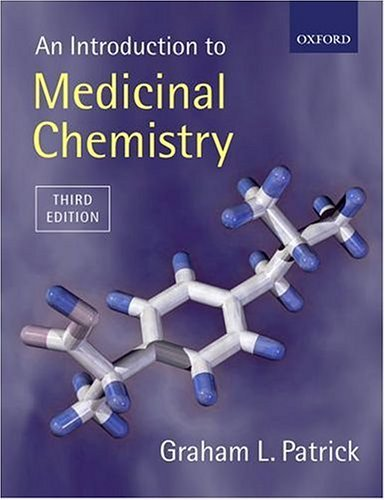 Introduction to Medicinal Chemistry  3rd 2005 (Revised) 9780199275007 Front Cover