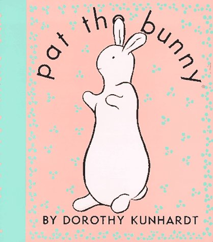 Pat the Bunny   1968 edition cover