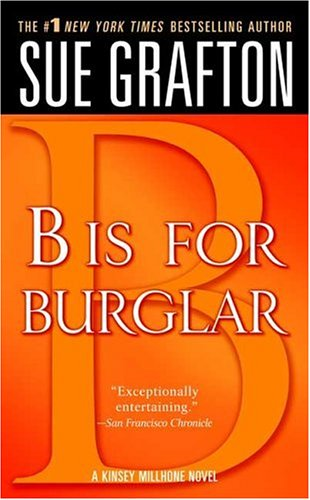 B Is for Burglar  N/A edition cover