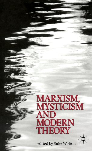 Marxism, Mysticism and Modern Theory   1996 edition cover