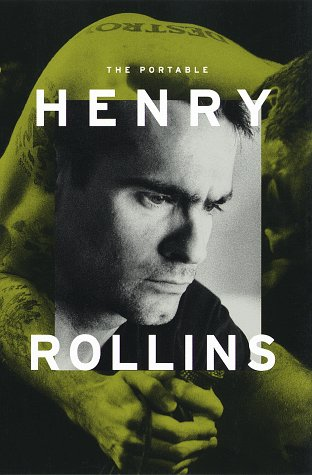Portable Henry Rollins  N/A edition cover