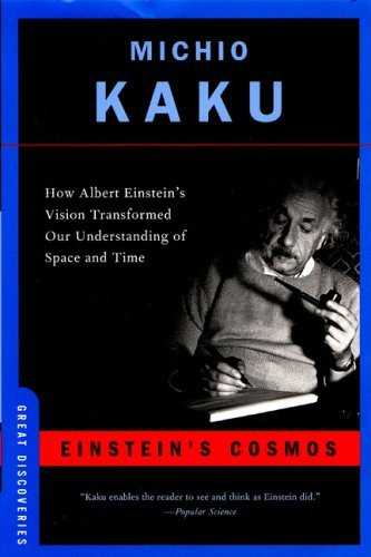 Einstein's Cosmos How Albert Einstein's Vision Transformed Our Understanding of Space and Time N/A edition cover