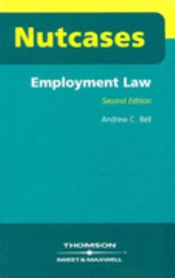 Employment Law (Nutcases) N/A edition cover