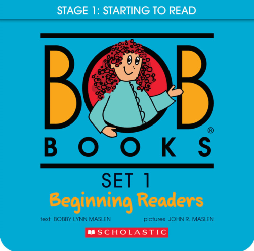Beginning Readers  N/A 9780439845007 Front Cover
