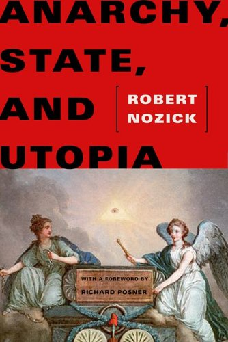 Anarchy, State, and Utopia   2013 (Revised) edition cover