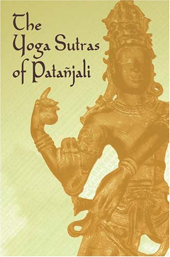 Yoga Sutras of Patanjali   2003 (Unabridged) edition cover