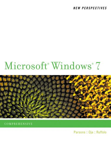 New Perspectives on Microsoft Windows 7   2011 edition cover