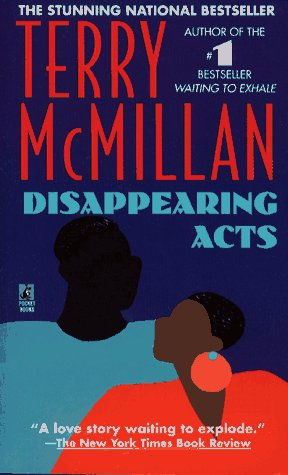 Disappearing Acts  N/A 9780671872007 Front Cover
