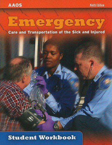 Emergency Care and Transportation of the Sick and Injured 9th 2008 9780763773007 Front Cover