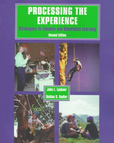 Processing the Experience Enhancing and Generalizing Learning 2nd 1997 (Revised) edition cover