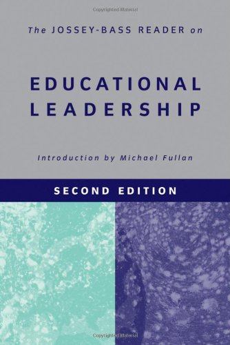 Jossey-Bass Reader on Educational Leadership  2nd 2007 (Revised) edition cover