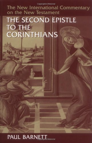 Second Epistle to the Corinthians   1997 edition cover