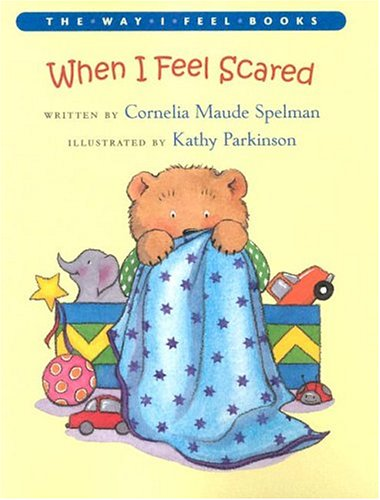 When I Feel Scared   2004 edition cover