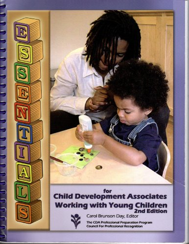 Essentials for Child Development Associates Working with Young Children 2nd 2004 edition cover