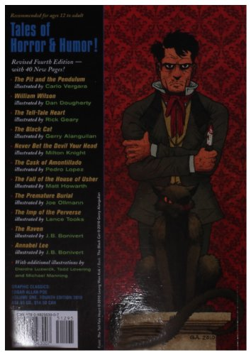 Edgar Allan Poe  4th edition cover