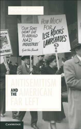 Antisemitism and the American Far Left   2013 edition cover