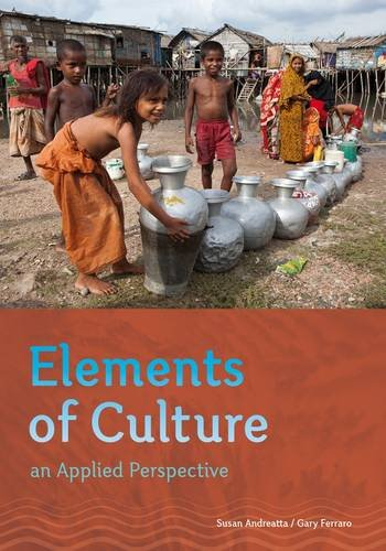 Elements of Culture An Applied Perspective  2013 edition cover