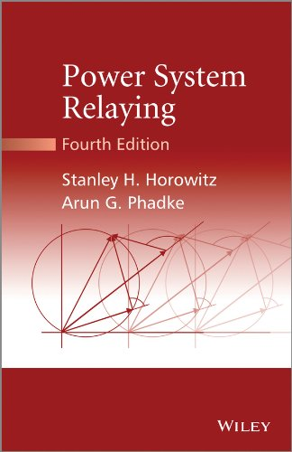 Power System Relaying  4th 2014 edition cover