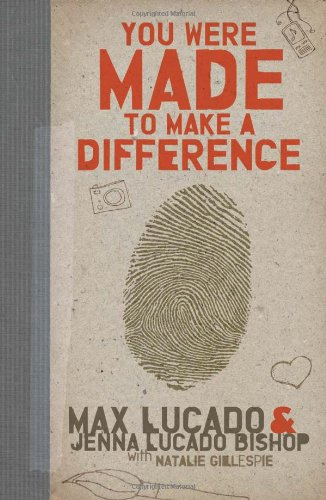 You Were Made to Make a Difference   2010 edition cover