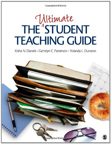 Ultimate Student Teaching Guide   2011 edition cover