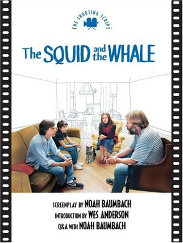 Squid and the Whale   2005 edition cover