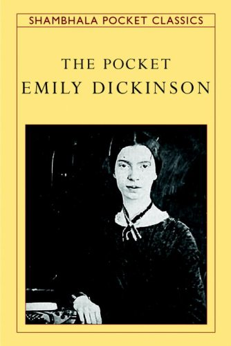 Pocket Emily Dickinson   2009 edition cover